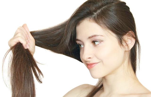 Dưỡng chất có trong lá sake giúp nuôi dưỡng mái tóc khỏe mạnh