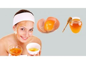 Trị nám da bằng mật ong và trứng gà